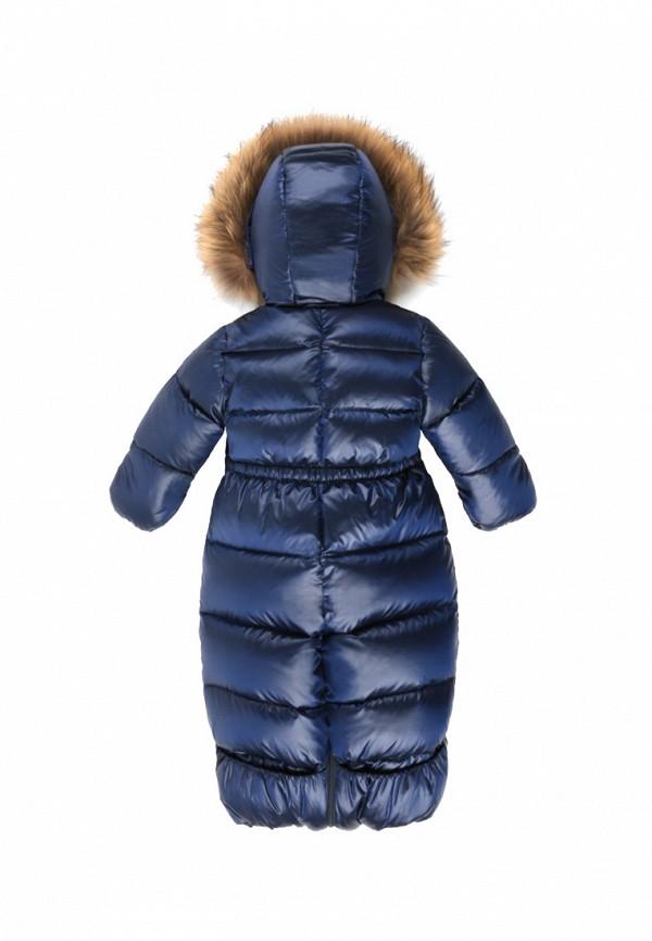 Детский комбинезон утепленный ArctiLine цвет синий  Фото 3