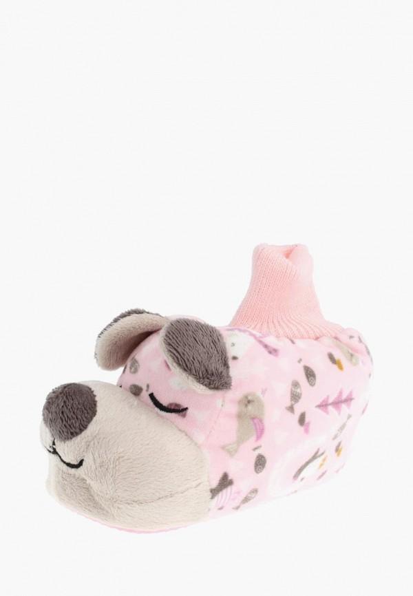 тапочки de fonseca малыши, розовые