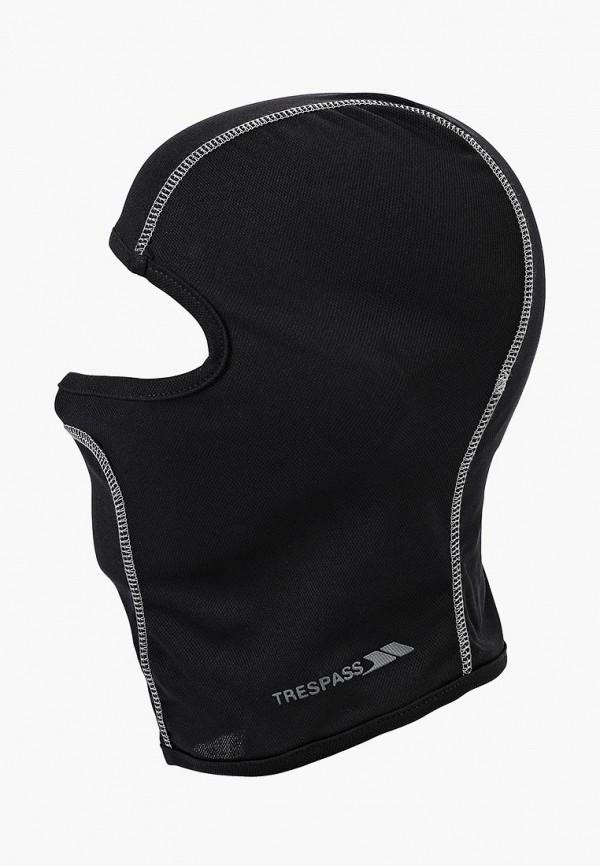 Купить Балаклава Trespass, mp002xc00720, черный, Осень-зима 2018/2019