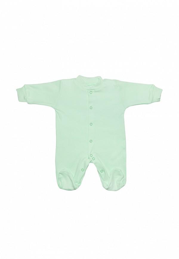 комбинезон клякса малыши, зеленый