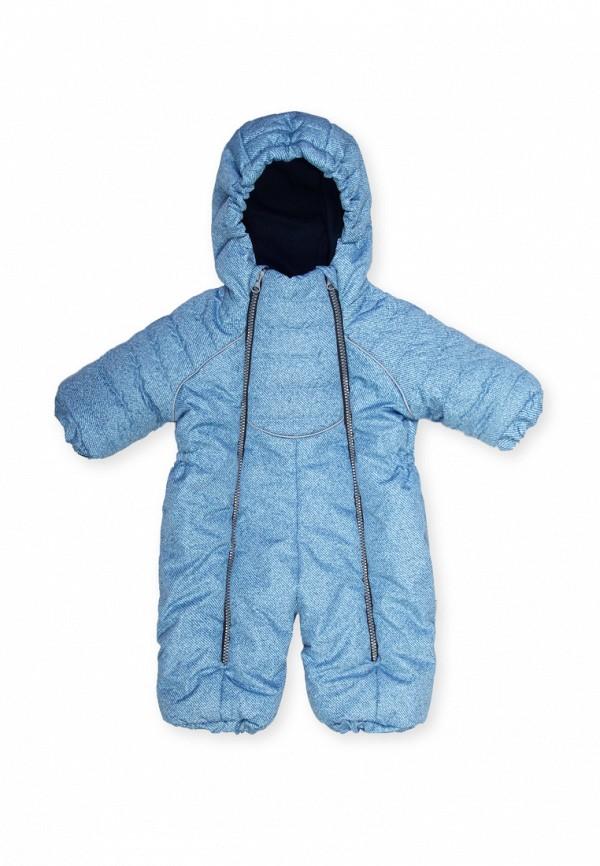 комбинезон сонный гномик малыши, голубой