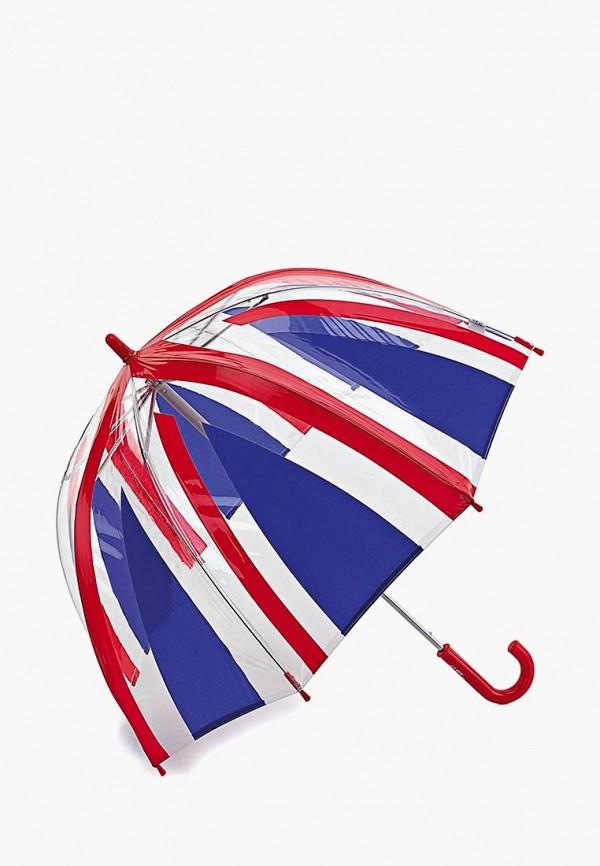 Зонт-трость Fulton Fulton MP002XC0078S зонт трость женский fulton satin dream цвет серый белый l056 3038