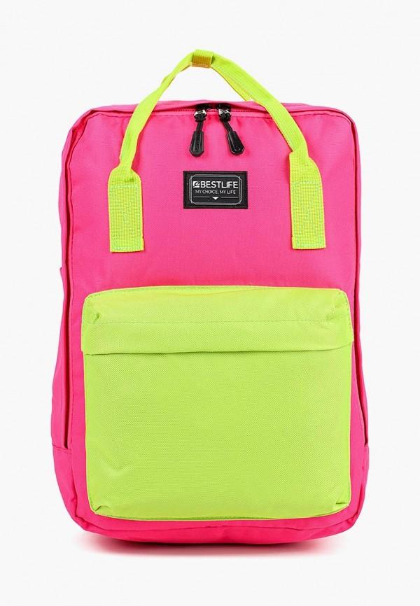 рюкзак bestlife малыши, розовый