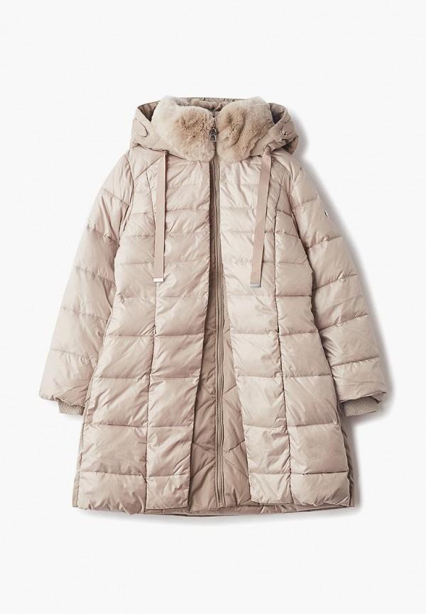 куртка mes ami малыши, бежевая