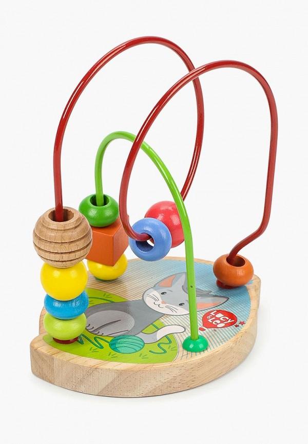 Игрушка Lucy&Leo Lucy&Leo MP002XC007FS деревянные игрушки lucy