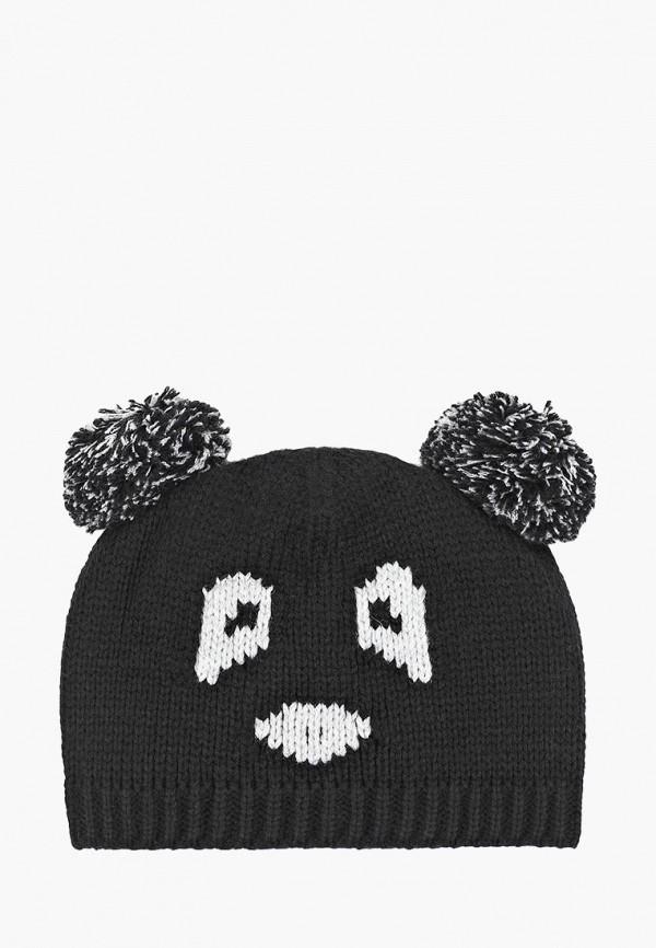 шапка airobika малыши, черная