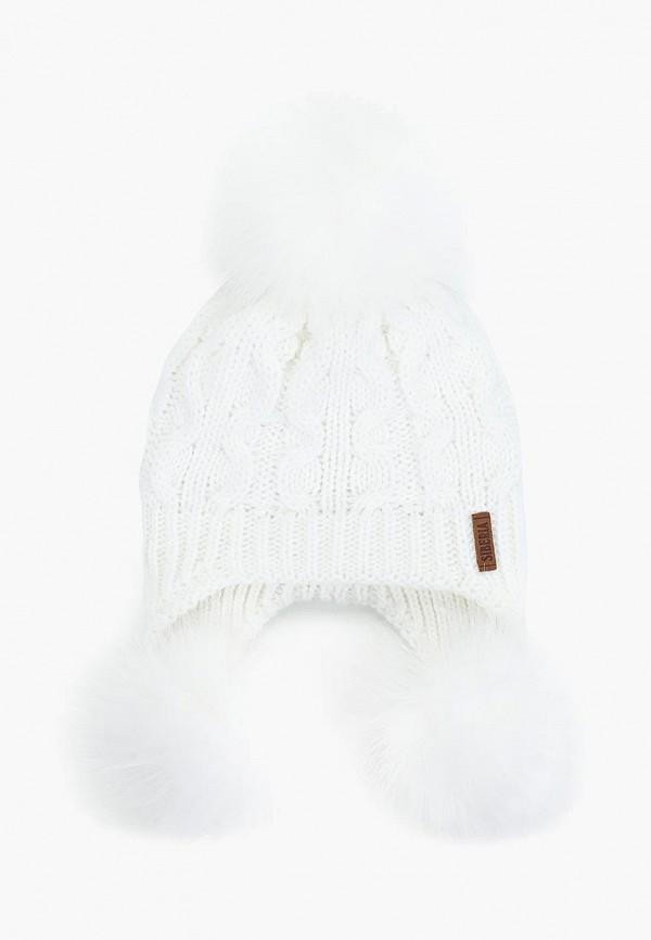 Шапка детская Original Siberia цвет белый