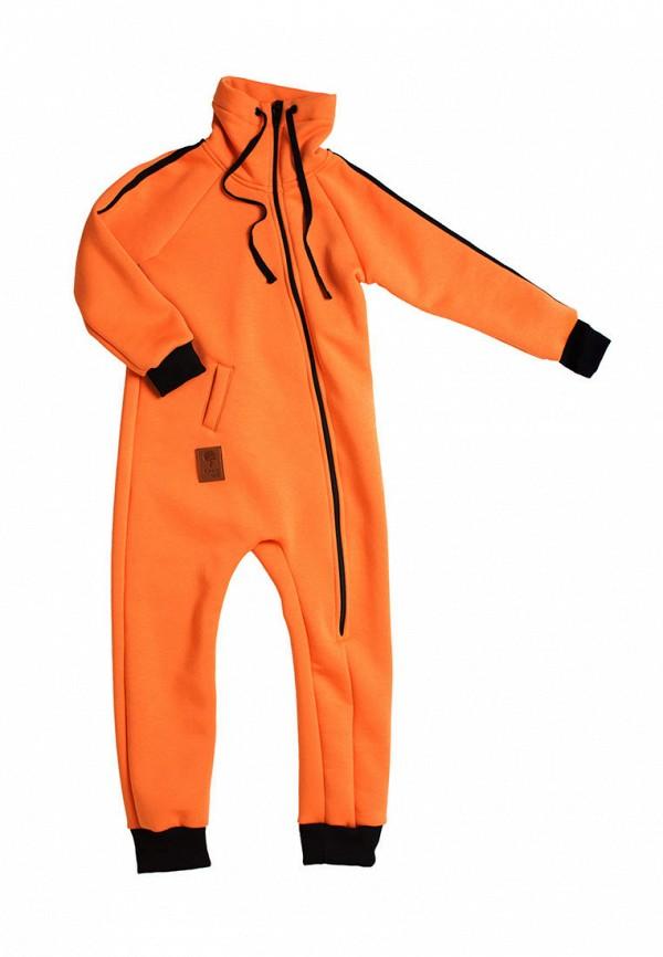 комбинезон funky ride малыши, оранжевый