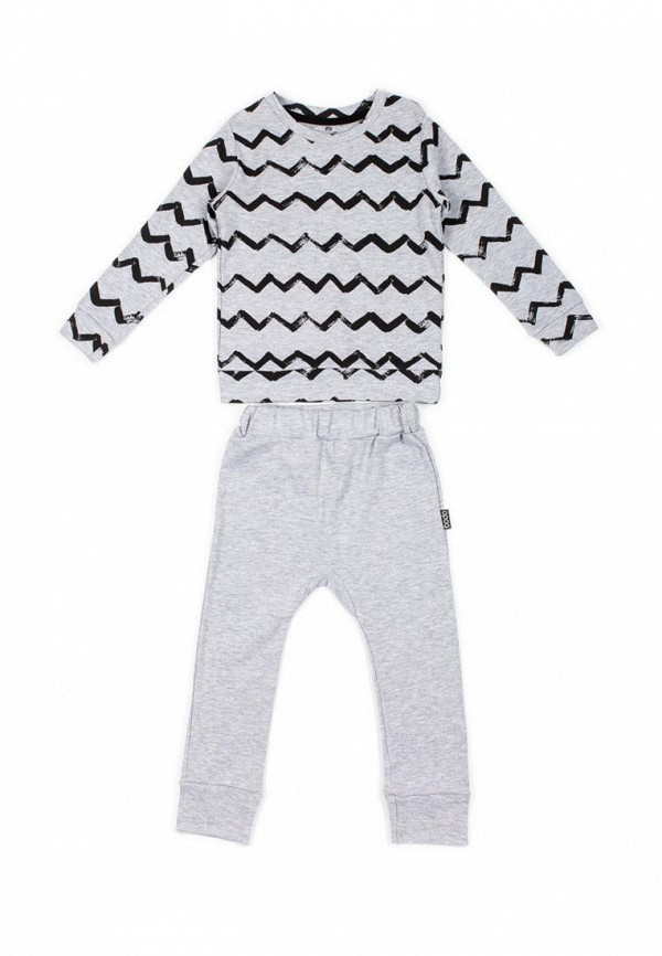 спортивные спортивный костюм bodo малыши, серый