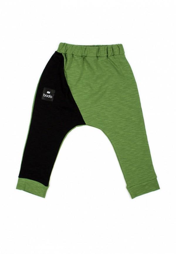 спортивные спортивные брюки bodo малыши, зеленые