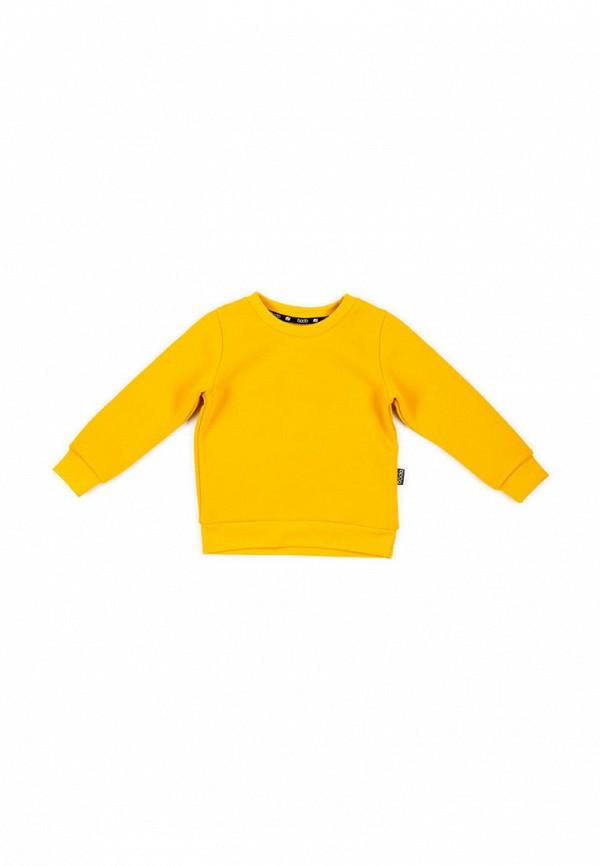 свитшот bodo малыши, желтый