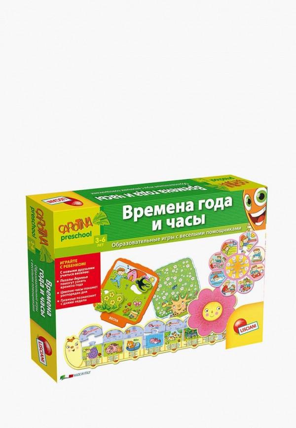 Игра настольная Lisciani Lisciani MP002XC008H8 lisciani паззл паззл для малышей lisciani