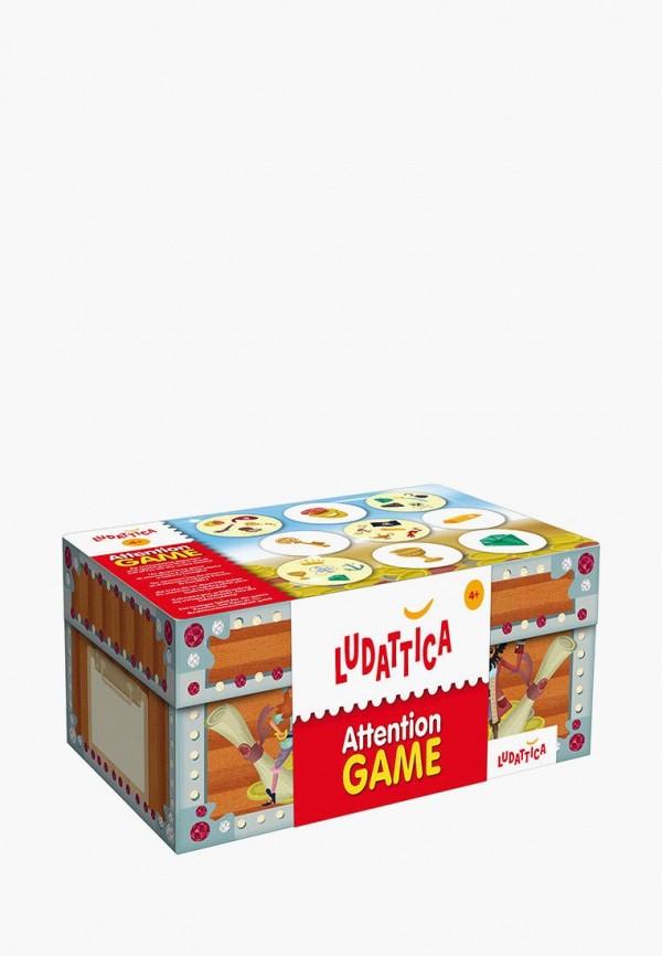 Игра настольная Ludattica Ludattica MP002XC008HV ludattica игра развивающая 3 в 1 город