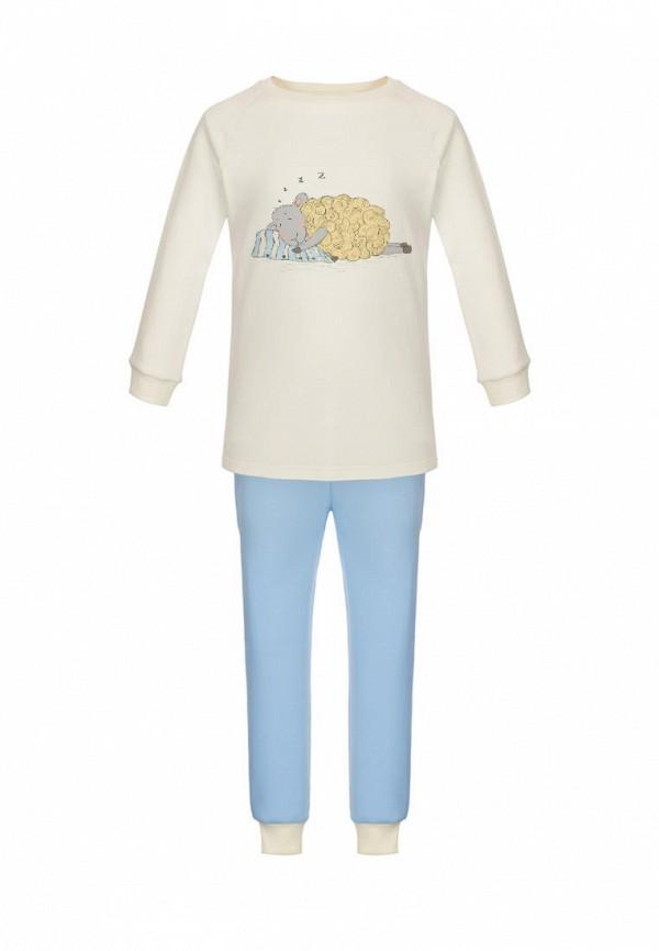 пижама lisa&leo малыши, разноцветная