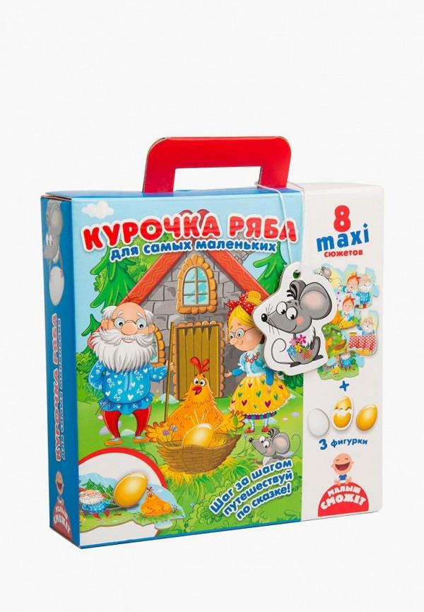 Набор игровой Vladi Toys Vladi Toys MP002XC008TP vladi toys набор с мягкими наклейками vladi toys времена года