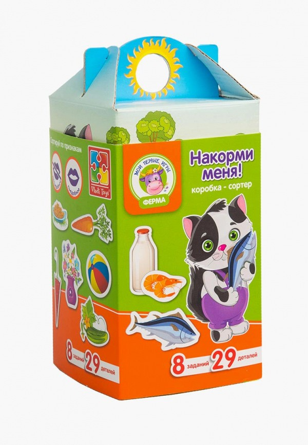 Набор игровой Vladi Toys Vladi Toys MP002XC008TS vladi toys набор для творчества рисоварики магия блеска ежик