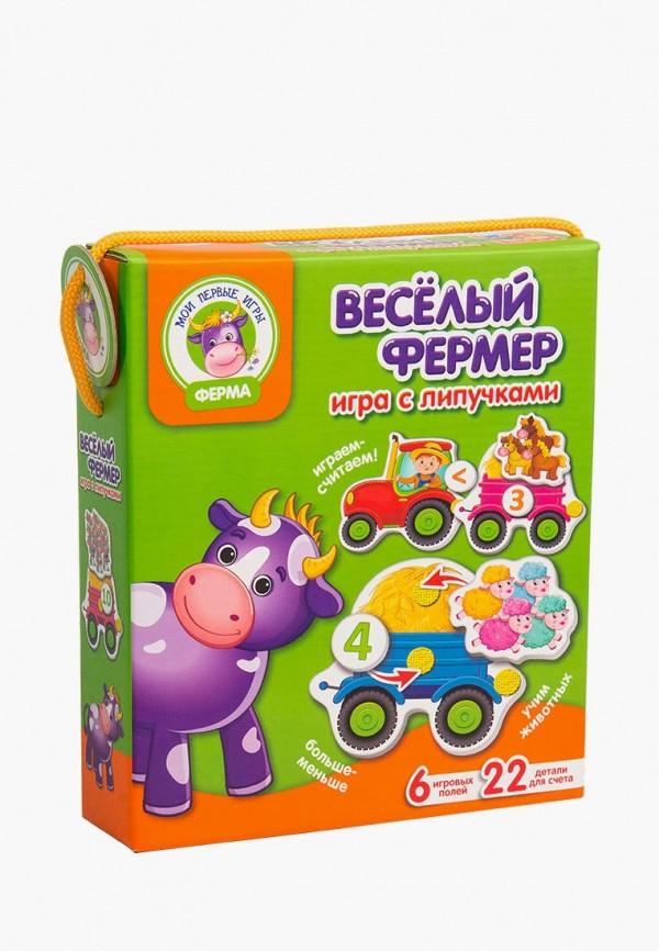 Набор игровой Vladi Toys Vladi Toys MP002XC008TU vladi toys дидактический материал с магнитами буквы и звуки