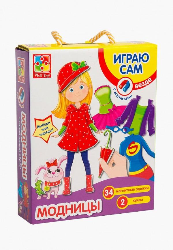 Набор игровой Vladi Toys Vladi Toys MP002XC008UC vladi toys набор с мягкими наклейками vladi toys времена года
