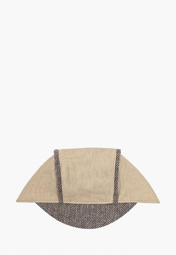 шапка trendycokids малыши, коричневая