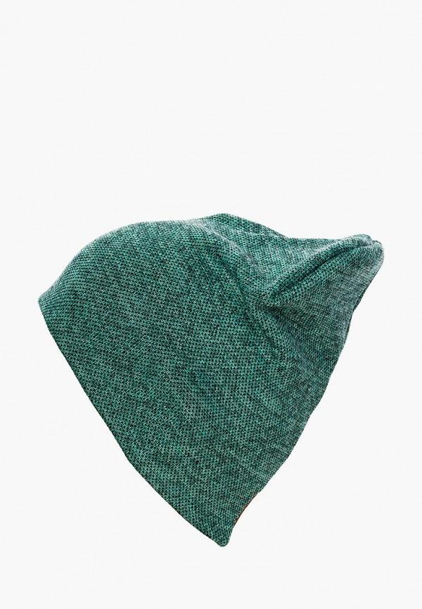 шапка mom&me малыши, зеленая