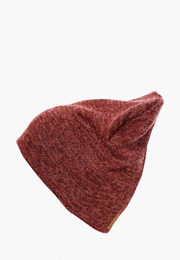шапка mom&me малыши, красная