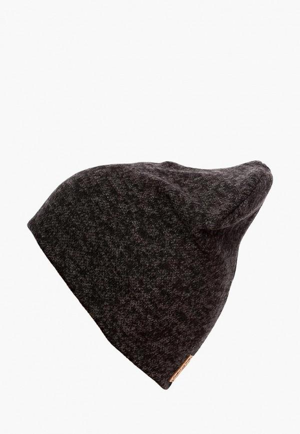 шапка mom&me малыши, черная