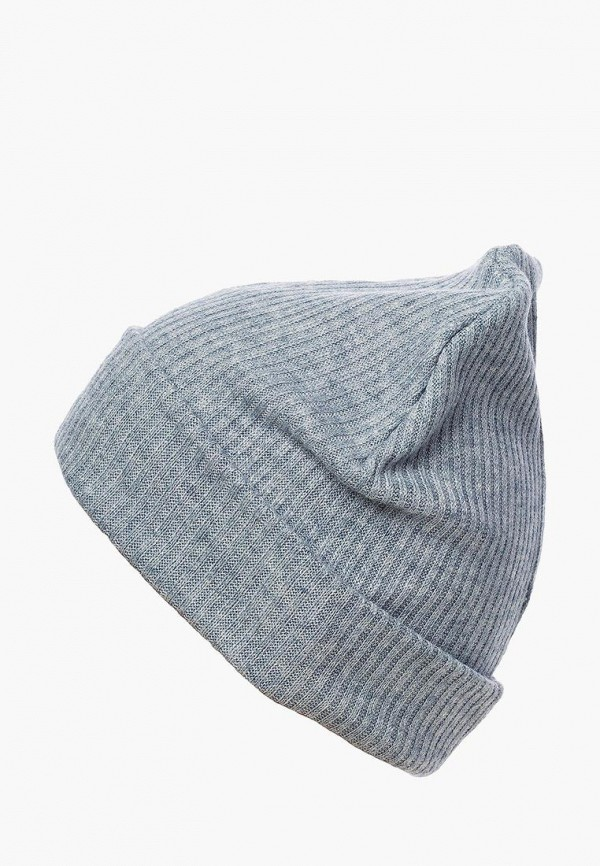 шапка mom&me малыши, серая