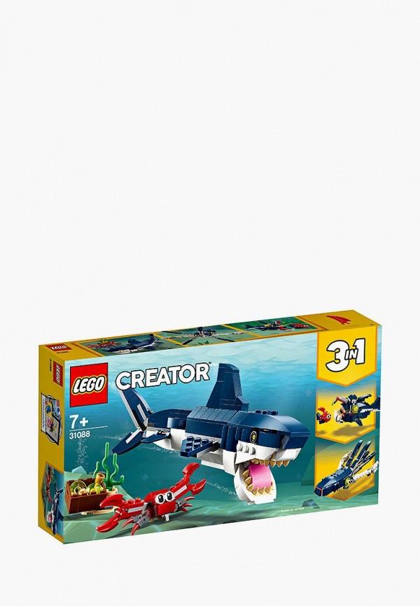 Конструктор Creator LEGO LEGO MP002XC0099Z lego lego creator 31028 гидроплан