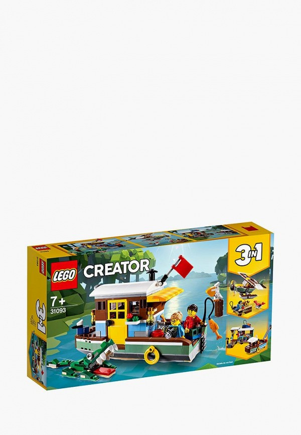 Конструктор Creator LEGO LEGO MP002XC009A0 lego lego creator 31028 гидроплан