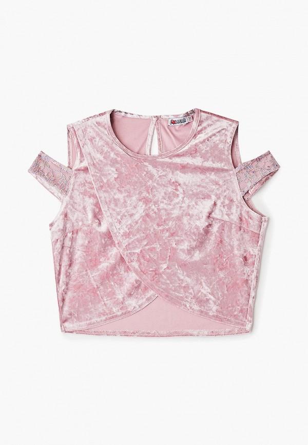 топ ild малыши, розовый