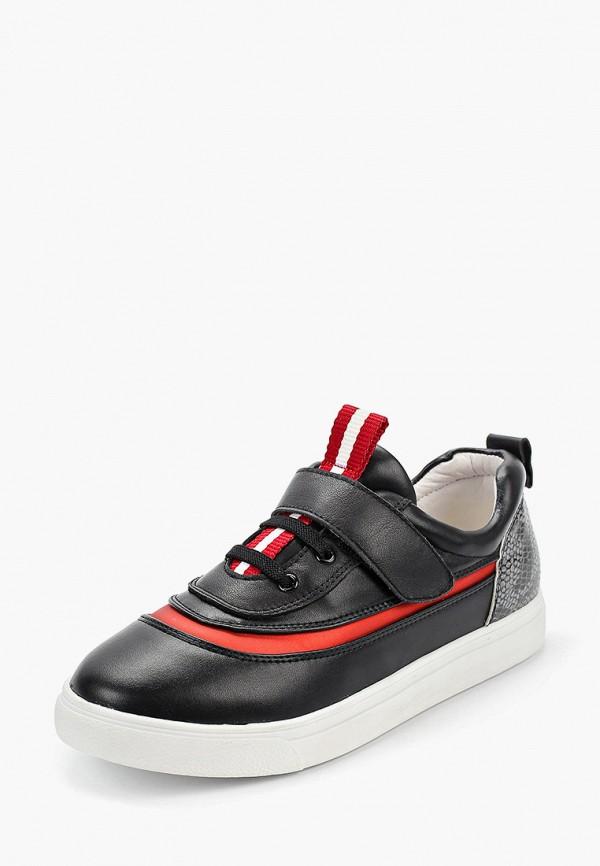 Кеды для мальчика King Boots цвет черный  Фото 2