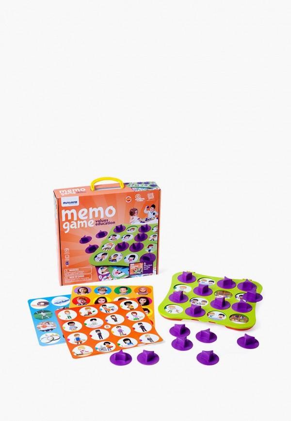 Игра настольная Miniland Miniland MP002XC009OV игра настольная miniland miniland mp002xc009ov