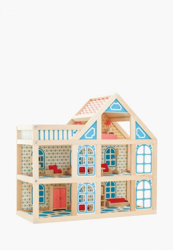 Набор игровой Игрушки из дерева Игрушки из дерева MP002XC009QI игровой набор playgo транспортые игрушки в корзине