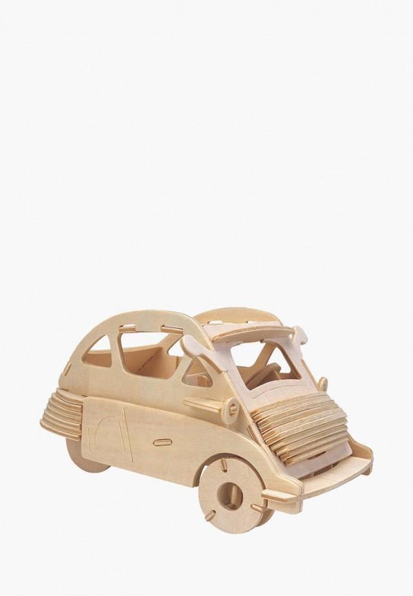 Конструктор Мир деревянных игрушек Мир деревянных игрушек MP002XC009RZ цены онлайн