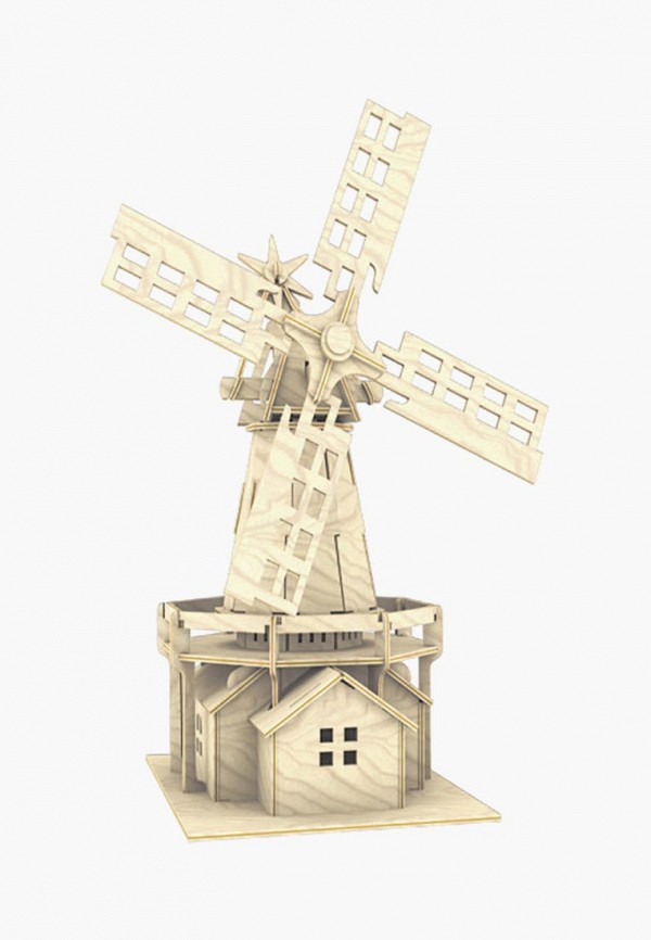 Конструктор Мир деревянных игрушек Мир деревянных игрушек MP002XC009SC цены онлайн