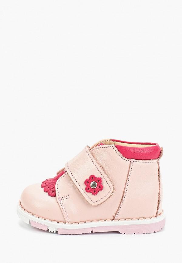 Ботинки Таши Орто Таши Орто MP002XC00A1P таши орто бабочки розовые с белым