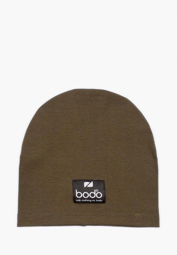 Шапка bodo bodo MP002XC00A53 комплект аксессуаров детский bodo шапка снуд цвет хаки 13 10u размер 52 54