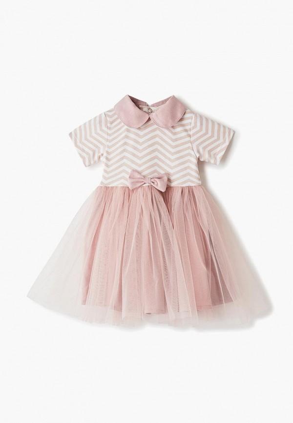 платье trendyco kids малыши, бежевое