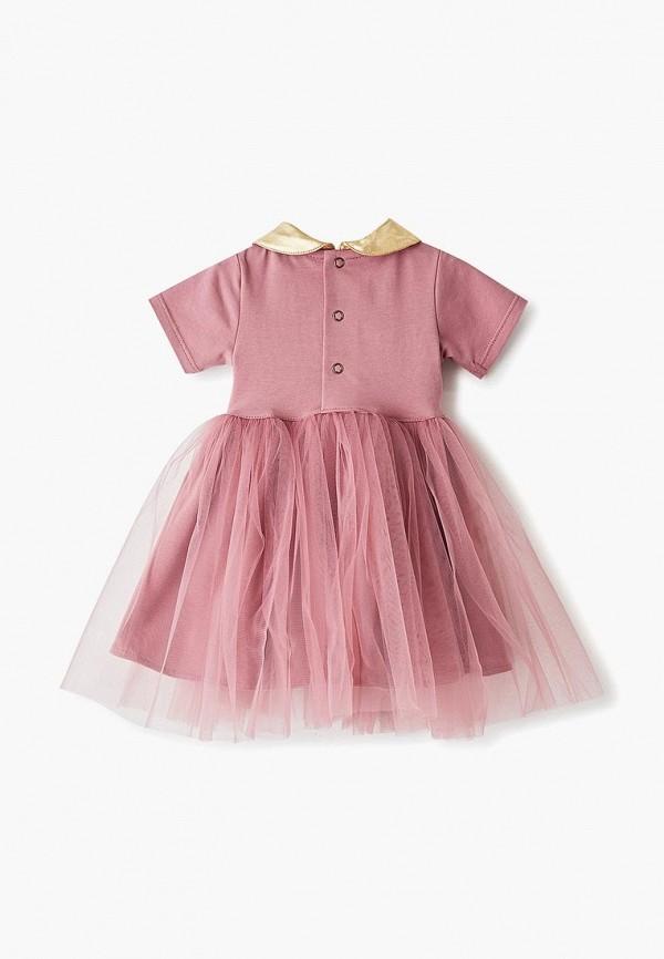 Платья для девочки Trendyco Kids цвет розовый  Фото 2