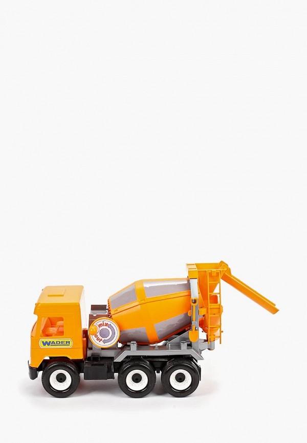 Игрушка Wader Wader MP002XC00A8J игрушка wader super truck строительный 36540