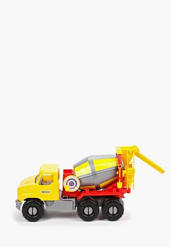 Игрушка Wader Wader MP002XC00A8L игрушка wader super truck строительный 36540