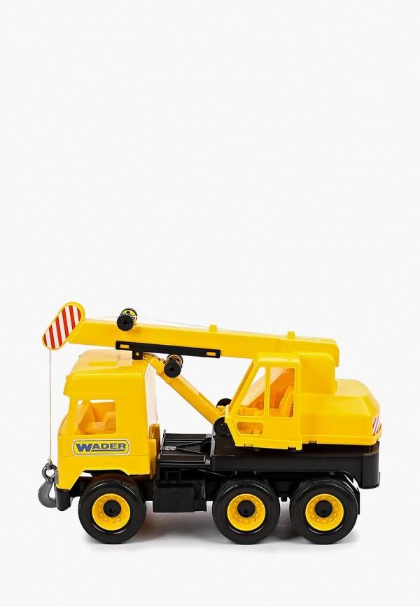 Игрушка Wader Wader MP002XC00A8X игрушка wader super truck строительный 36540