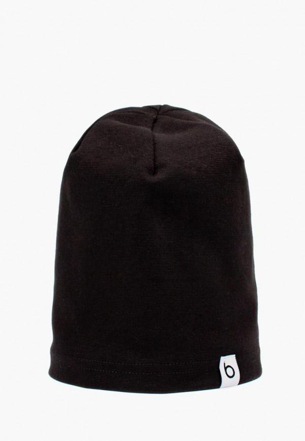 шапка bodo малыши, черная