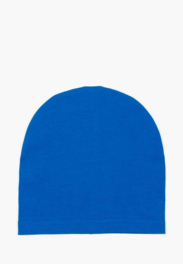 шапка bodo малыши, синяя