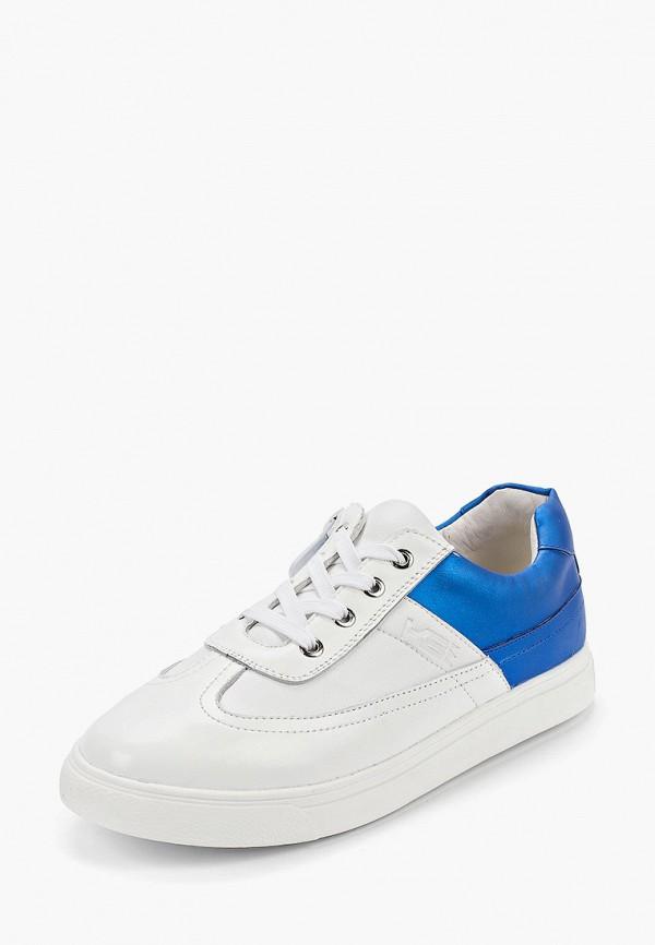 Кеды для девочки King Boots цвет белый  Фото 2