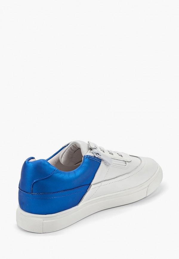 Кеды для девочки King Boots цвет белый  Фото 3