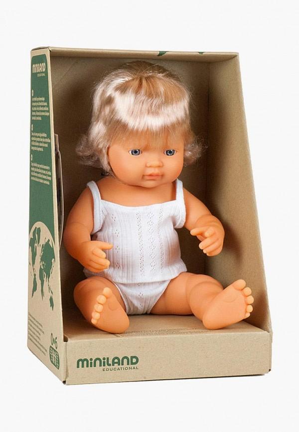 Кукла Miniland Miniland MP002XC00AE9 все цены