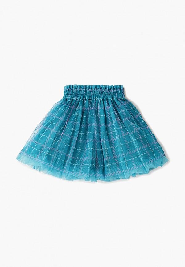 Юбка для девочки Skirts&more цвет зеленый