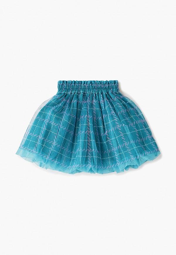 Юбка для девочки Skirts&more цвет зеленый  Фото 2