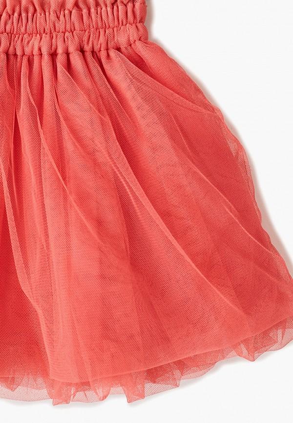 Юбка для девочки Skirts&more цвет коралловый  Фото 3